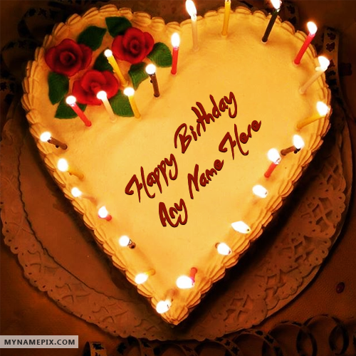 Picture Of Birthday Cake With Name Impremedia Net
