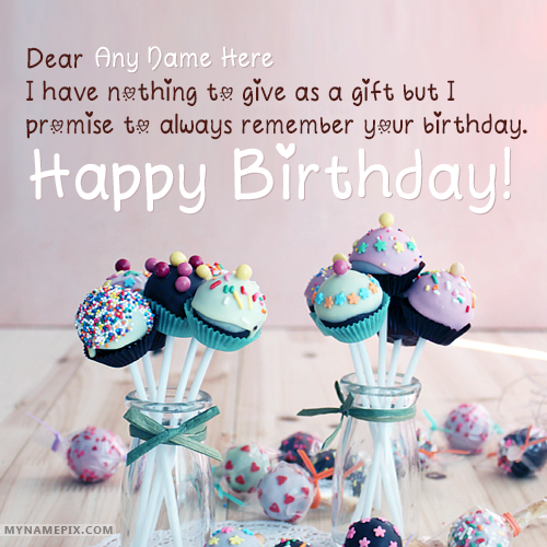 Fantastic Happy Birthday Wishes With Name