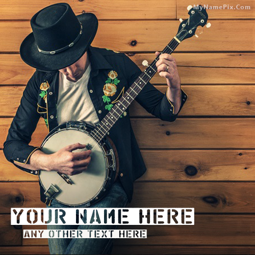 Guitarist Boy Images With Name Quote