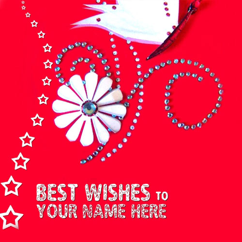 Best Wishes to You With Name