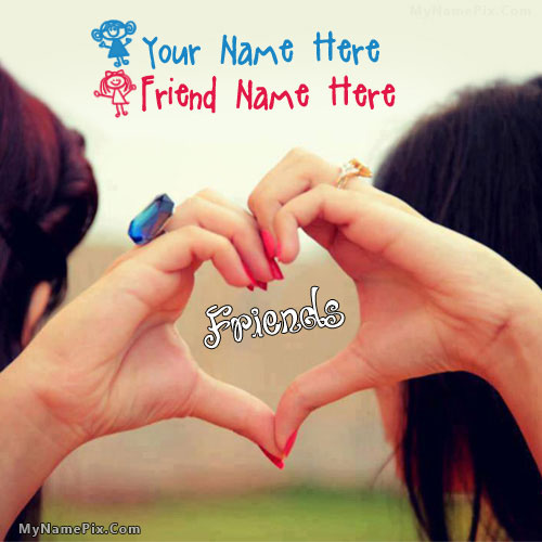 Friends With Name
